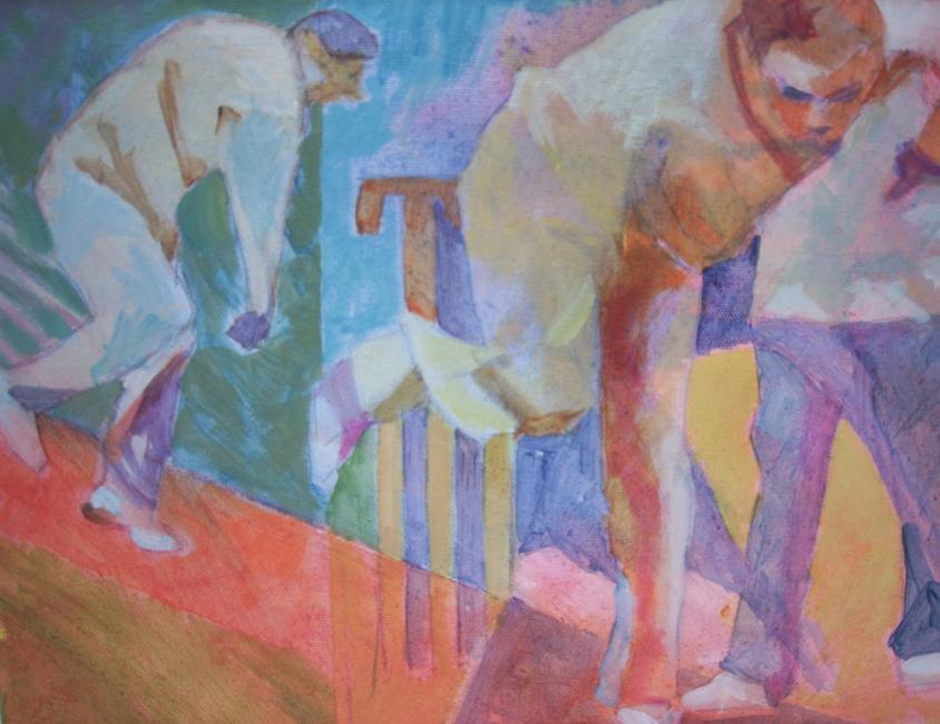 Thumbnail image of Lesley Brooks - Art Of Sport