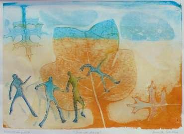 Thumbnail image of Judith Devons, Summer Dance - Art Of Sport