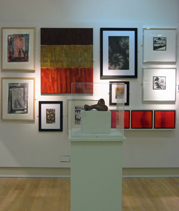 Thumbnail image of View of Annual Exhibition 2010 - Annual Exhibition 2010