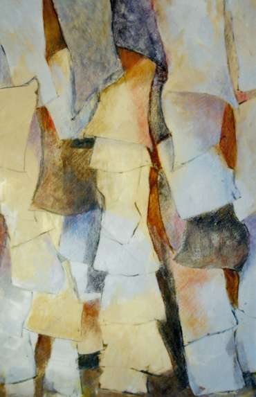 Thumbnail image of Ruth Cockayne, Hanging Shapes - 125 Years In The Making