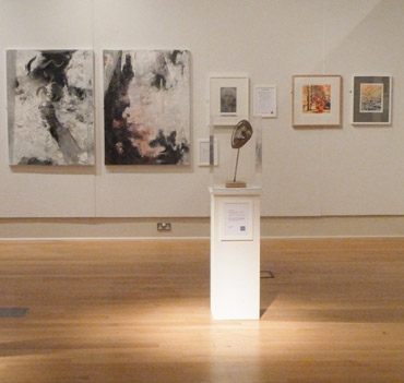 Thumbnail image of View of Drawing on Words exhibition - Drawing On Words