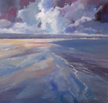 Thumbnail image of Christopher Bent, Coast Series, 1.7.15 - Annual Exhibition 2015
