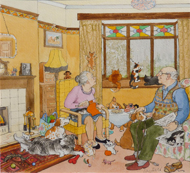 Thumbnail image of Kathie Layfield - LSA ANNUAL EXHIBITION 2016