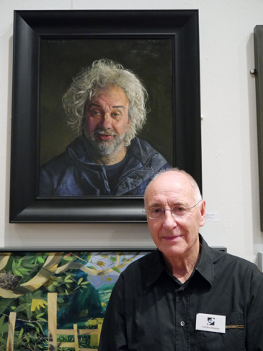 Thumbnail image of Geoffrey Beasley, LSA George Pickard Prize, oil - Annual Exhibition 2016 - Prize Winners