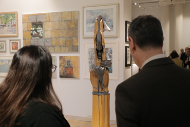 Thumbnail image of LSA Annual Exhibition 2017 - LSA ANNUAL EXHIBITION 2017