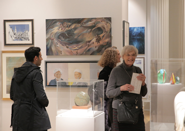 Thumbnail image of LSA Annual Exhibition 2017 preview - LSA ANNUAL EXHIBITION 2017