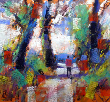 Thumbnail image of Alan Oliver - A PASSION FOR PASTEL - Leicestershire Pastel Society