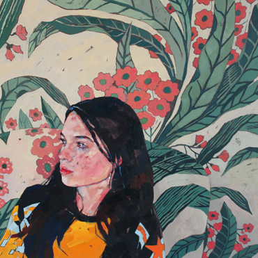 Thumbnail image of Jane French, 'The Yellow Top' - Open 28