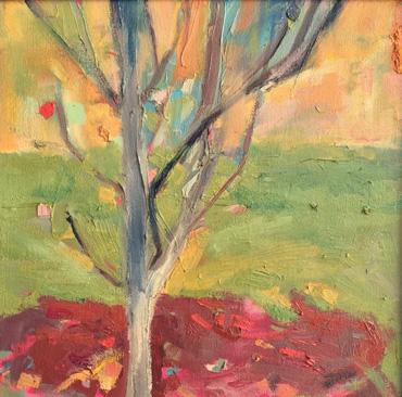 Thumbnail image of Maria Collingham, 'Love Letter' [framed] - Stars - Art Auction Evening