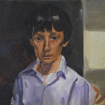 Thumbnail image of Geoffrey Beasley - LSA member - Little Selves - Browse Artworks A-Z