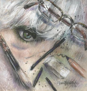 Thumbnail image of Vivien Blackburn - LSA member - Little Selves - Browse Artworks A-Z