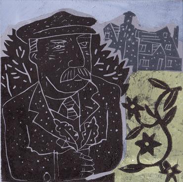 Thumbnail image of Peter Clayton - LSA member - Little Selves - Browse Artworks A-Z