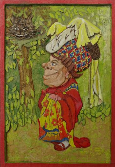 Thumbnail image of Jenny Cook - LSA member - Little Selves - Browse Artworks A-Z