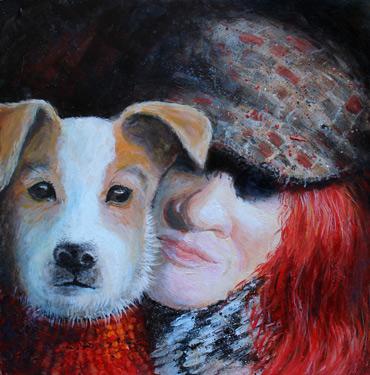 Thumbnail image of Jo Sheppard - LSA member - Little Selves - Browse Artworks A-Z