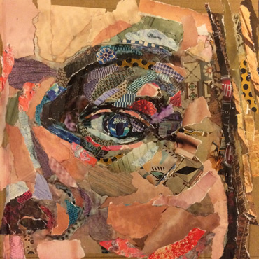 Thumbnail image of Danielle Vaughan - LSA member - Little Selves - Browse Artworks A-Z