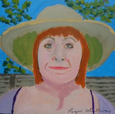 Thumbnail image of Roger Whiteway - LSA member - Little Selves - Browse Artworks A-Z