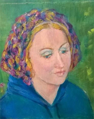 Thumbnail image of Ann Wignall - LSA member - Little Selves - Browse Artworks A-Z