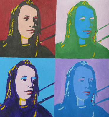 Thumbnail image of Aimee Buijs-Clark - Robert Smyth Academy - Little Selves - Browse Artworks A-Z