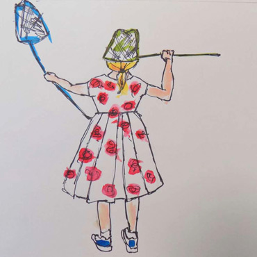 Thumbnail image of Zoe Callow - Leicester High School for Girls - Little Selves - Browse Artworks A-Z