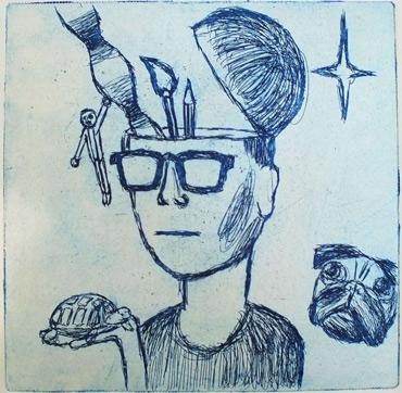Thumbnail image of Sean Johnson - Gateway College - Little Selves - Browse Artworks A-Z