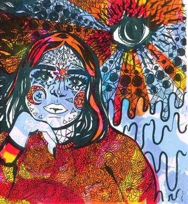 Thumbnail image of Alice Mycroft - Leicester College - Little Selves - Browse Artworks A-Z