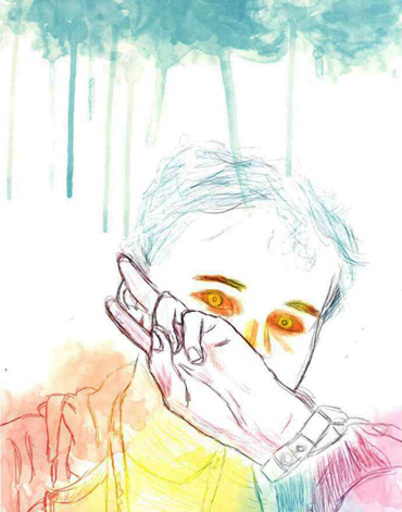 Thumbnail image of Liam Rees - Leicester College - Little Selves - Browse Artworks A-Z