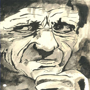 Thumbnail image of Zak Reilly - Loughborough College - Little Selves - Browse Artworks A-Z