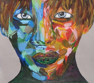 Thumbnail image of Olivia Sinclair - Robert Smyth Academy - Little Selves - Browse Artworks A-Z