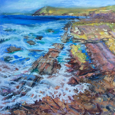 Thumbnail image of Toni Northcott - Selected artworks in the Annual Exhibition 2018