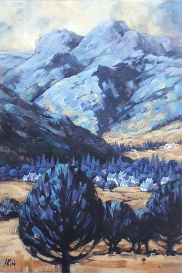 Thumbnail image of Alan Willey - Selected artworks in the Annual Exhibition 2018