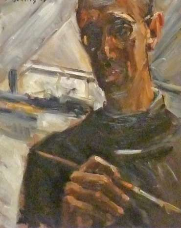 Thumbnail image of Geoffrey Beasley,LSA member 1976-2018 - Annual Exhibition 2018