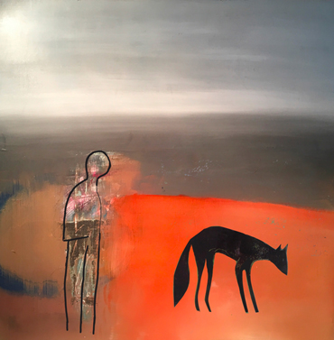 Thumbnail image of Henrietta Corbett - Selected artworks in the Annual Exhibition 2018