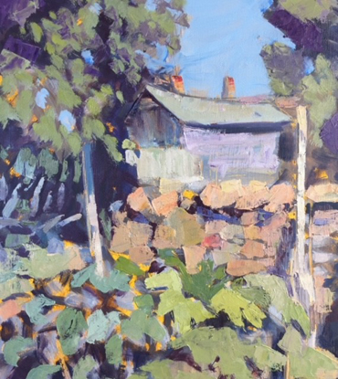 Thumbnail image of Lesley Brooks - Selected artworks in the Annual Exhibition 2018