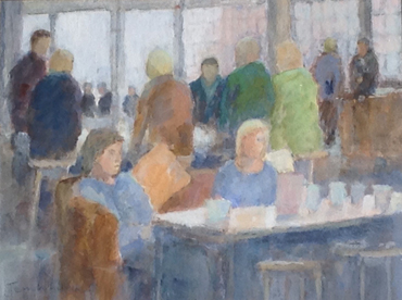 Thumbnail image of Terry Whittaker - Selected artworks in the Annual Exhibition 2018