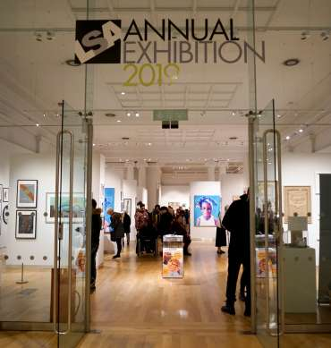 Thumbnail image of Come in and see the LSA Annual Exhibition! - LSA Annual Exhibition 2019