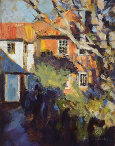 Thumbnail image of Lesley Brooks, 'Near North Lodge' - A sample of artworks in LSA Annual Exhibition 2019
