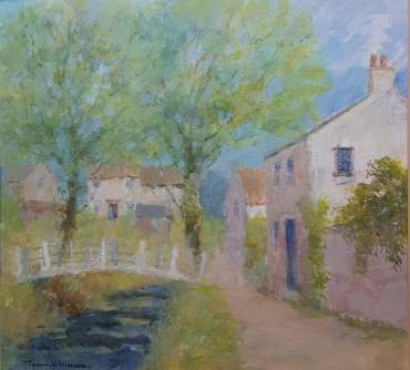 Thumbnail image of Terry Whittaker, 'Riverside' - A sample of artworks in LSA Annual Exhibition 2019