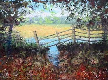 Thumbnail image of Jo Sheppard - Inside/Outside - Artspace