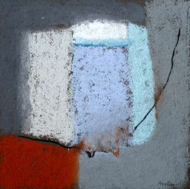 Thumbnail image of 30: Catherine Headley, 'Granite and Lichen' - LSA Annual Exhibition 2020 | Artwork