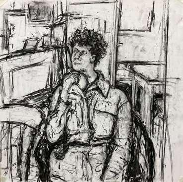 Thumbnail image of 73: Deborah Ward,'Last Pub Meal' - LSA Annual Exhibition 2020 | Artwork