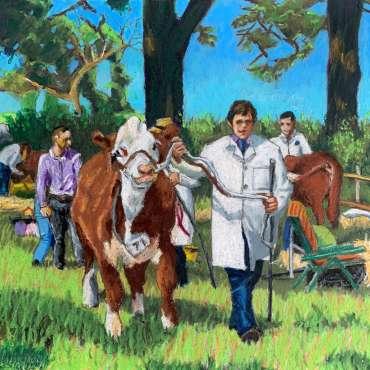 Thumbnail image of 02: Frank Bingley, 'Show Beast' - LSA Annual Exhibition 2020 | Artwork