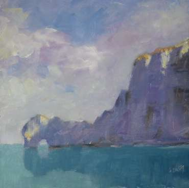 Thumbnail image of 40: Graham Lacey, 'Sky, Land and Sea' - LSA Annual Exhibition 2020 | Artwork