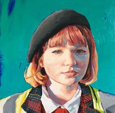 Thumbnail image of 19: Jane French, 'Eliza' - LSA Annual Exhibition 2020 | Artwork