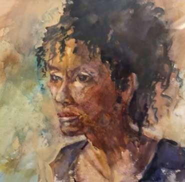 Thumbnail image of 42: Katie MacDowel, 'Grace' - LSA Annual Exhibition 2020 | Artwork