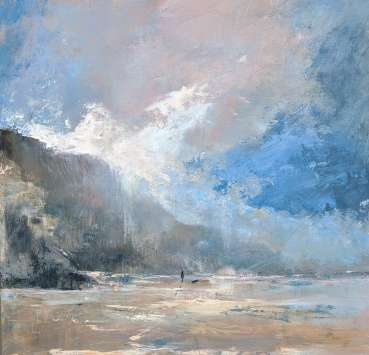 Thumbnail image of 57: Linda Sharman, 'After the Rain, Norfolk' - LSA Annual Exhibition 2020 | Artwork