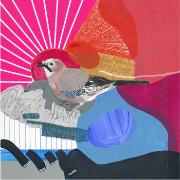 Thumbnail image of 66: Lucy Stevens, 'Jay (Pink Sunset)' - LSA Annual Exhibition 2020 | Artwork