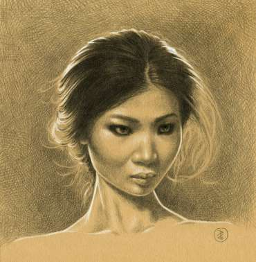 Thumbnail image of 69: Pete Underhill, 'Girl' - LSA Annual Exhibition 2020 | Artwork
