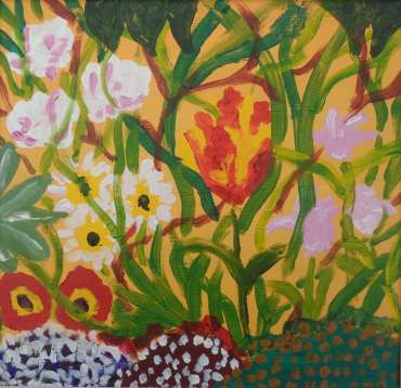 Thumbnail image of 76: Roger Whiteway, 'Where the Wild Things Grow' - LSA Annual Exhibition 2020 | Artwork