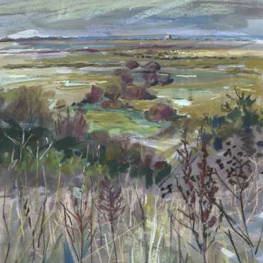 Thumbnail image of 54: Susan R Sansome RBSA, 'Blakeney' - LSA Annual Exhibition 2020 | Artwork