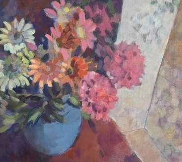 Thumbnail image of Lesley Brooks, 'Chintz' - Inspired | April